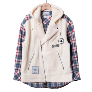 【STEALTH STELL'A】GRUNGY PARKER-HVY(OFF)