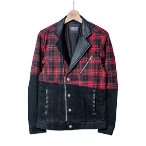 【STEALTH STELL'A】NO FUTURE-JKT(RED)