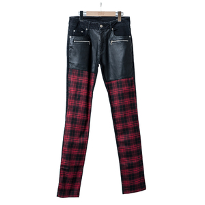 【STEALTH STELL'A】NO FUTURE PANTS(RED)
