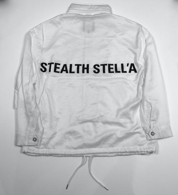 【STEALTH STELL'A】VERONA(WHITE)