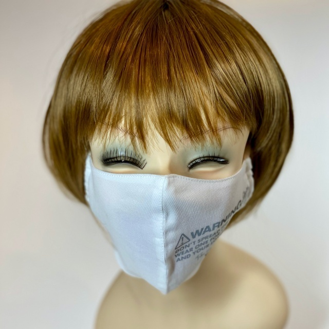 【STEALTH STELL'A】WARNING(WHITE)