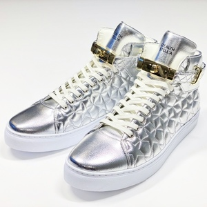 【STEALTH STELL'A】STAR KICKS (SILVER)