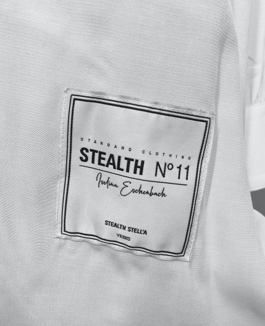【STEALTH STELL'A】TASTIERA(WHITE)