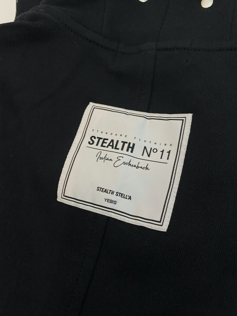 【STEALTH STELL'A】SPACE PARKER(BLACK)