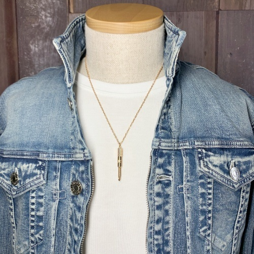 【STEALTH STELL'A】JACK NECKLACE(PINK GOLD)