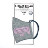 【STEALTH STELL'A】WARNING(GRAY)