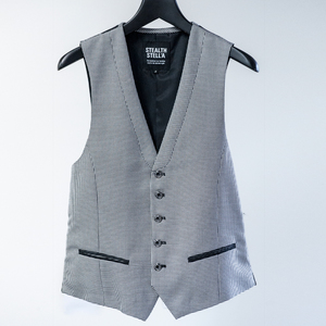 【STEALTH STELL'A】BLACK HOLE(HOUNDS TOOTH)