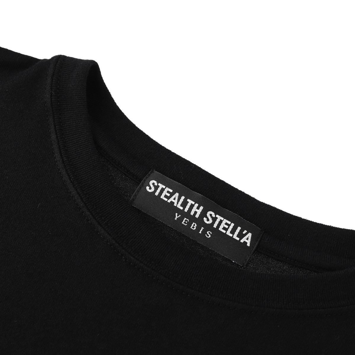 【STEALTH STELL'A】SHOULDER LABEL
