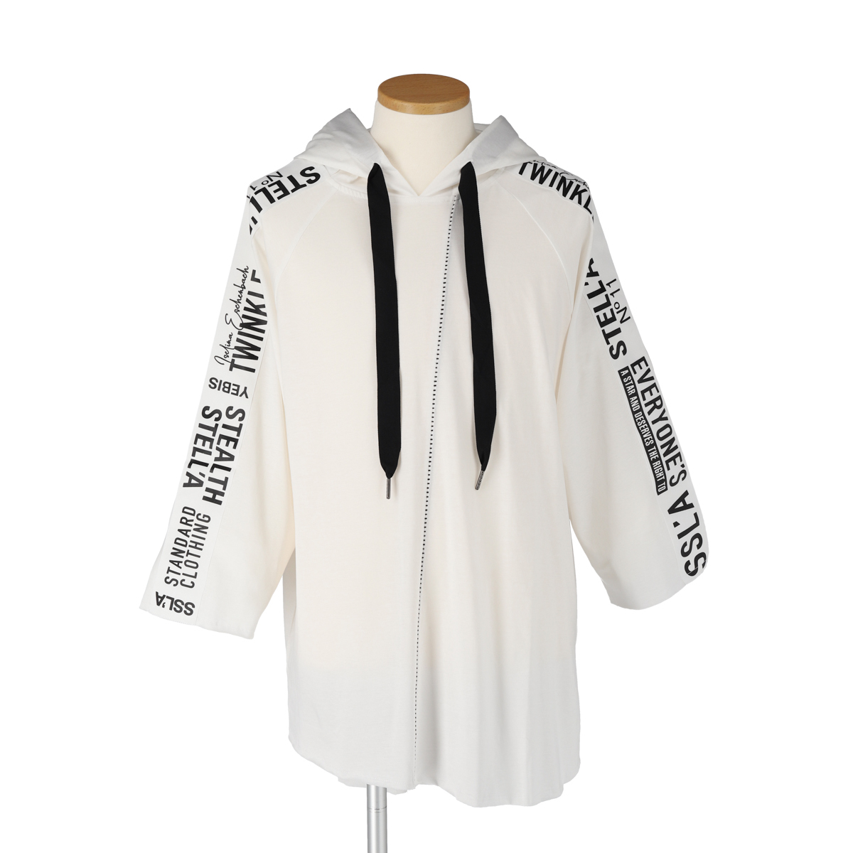 【STEALTH STELL'A】OVER THE TOP(WHITE)