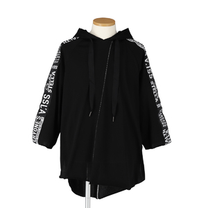 【STEALTH STELL'A】OVER THE TOP(BLACK)
