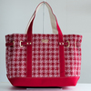 【STEALTH STELL'A】CHECK TOTO(RED)