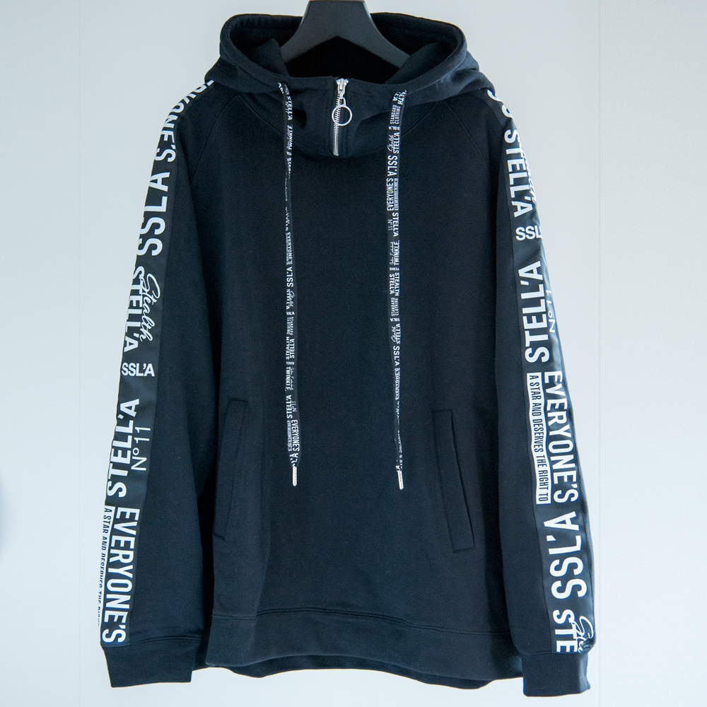 【STEALTH STELL'A】OVER THE TOP-HEAVY(BLACK)