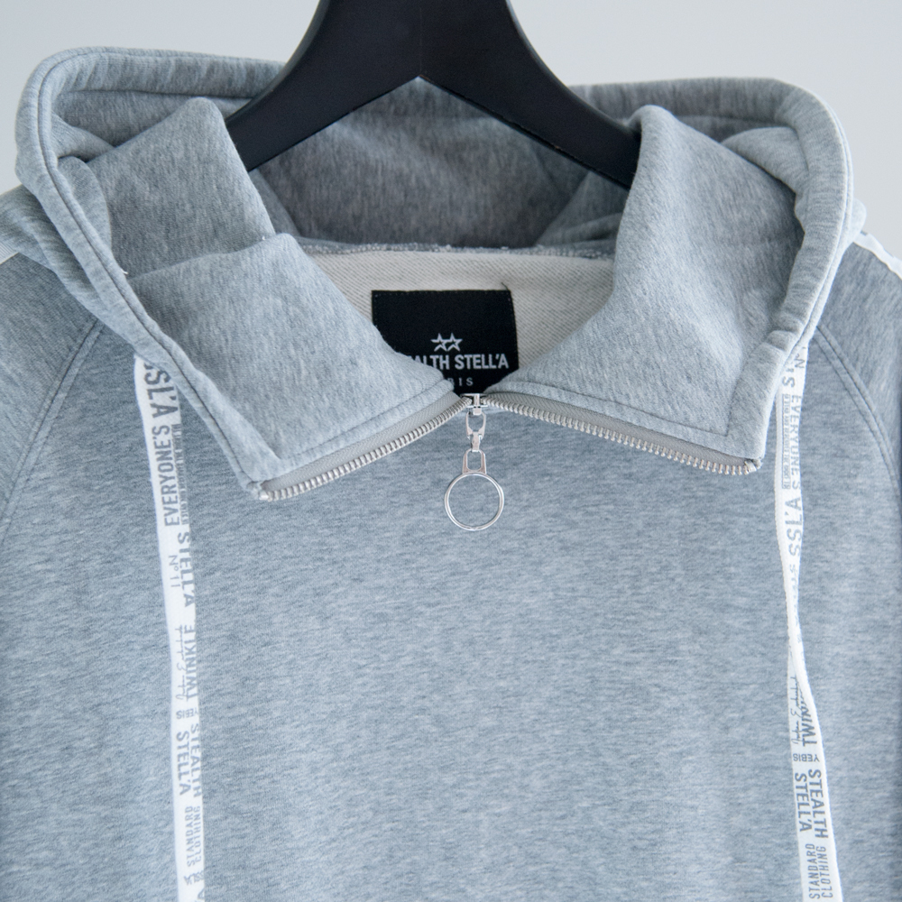 【STEALTH STELL'A】OVER THE TOP-HEAVY(GRAY)