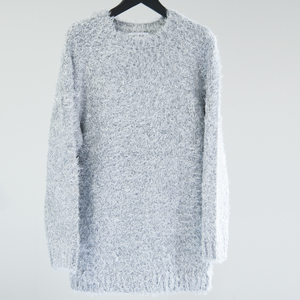 【STEALTH STELL'A】SNOW CRYSTAL-PULL OVER(GRAY)