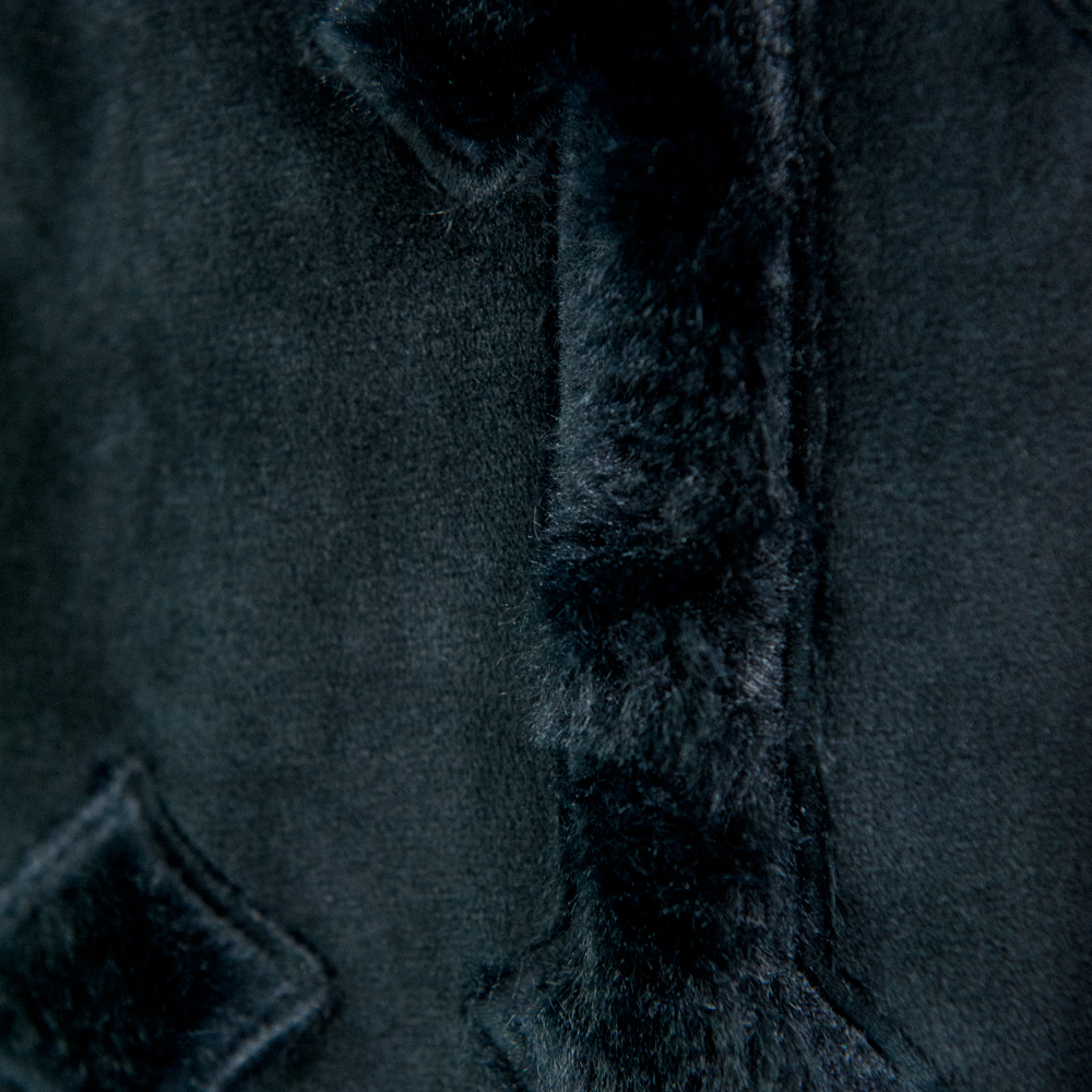 【STEALTH STELL'A】N-2 PARKER(BLACK)