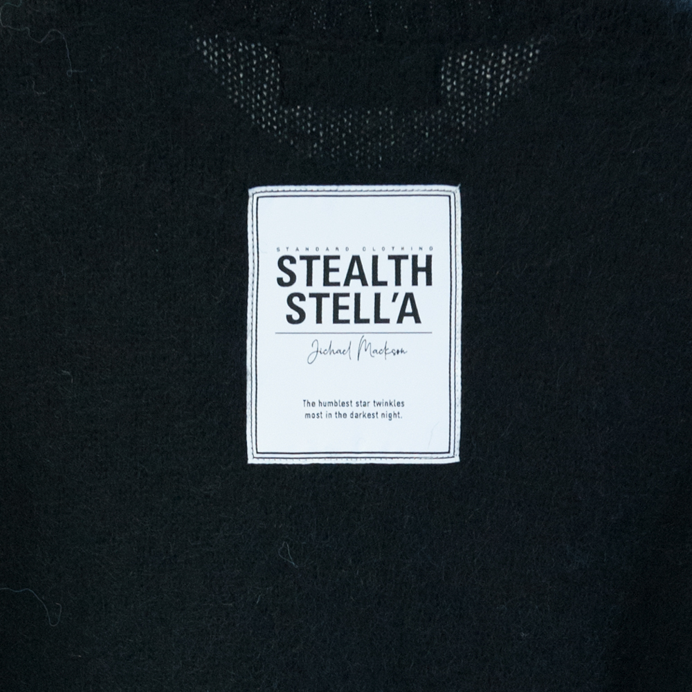 【STEALTH STELL'A】JOE(BLACK)