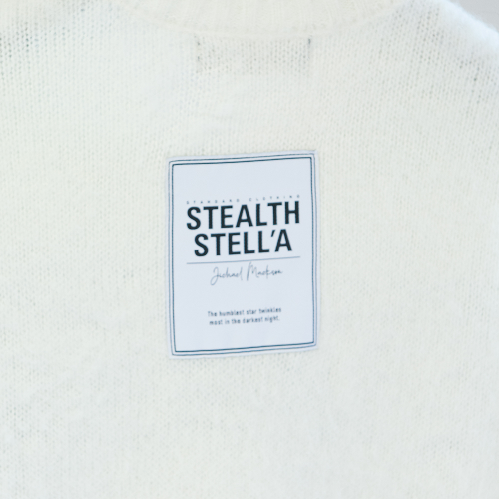 【STEALTH STELL'A】JOE(WHITE)