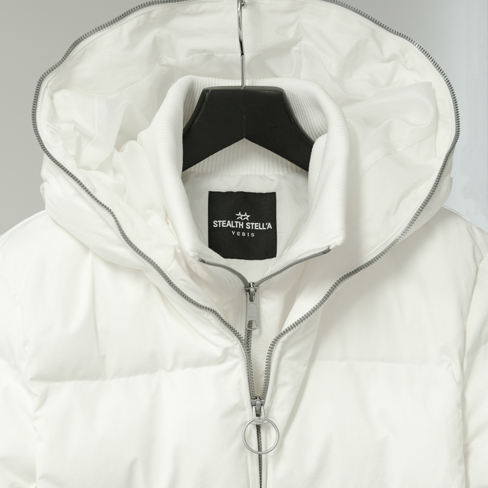 【STEALTH STELL'A】WINTER DIAMOND LONG-NYLON(WHITE)