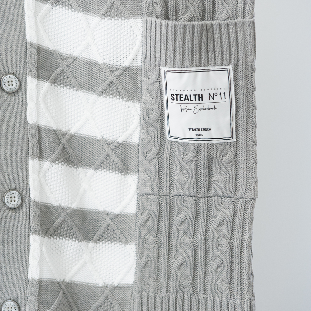 【STEALTH STELL'A】MUSTANG(GRAY)