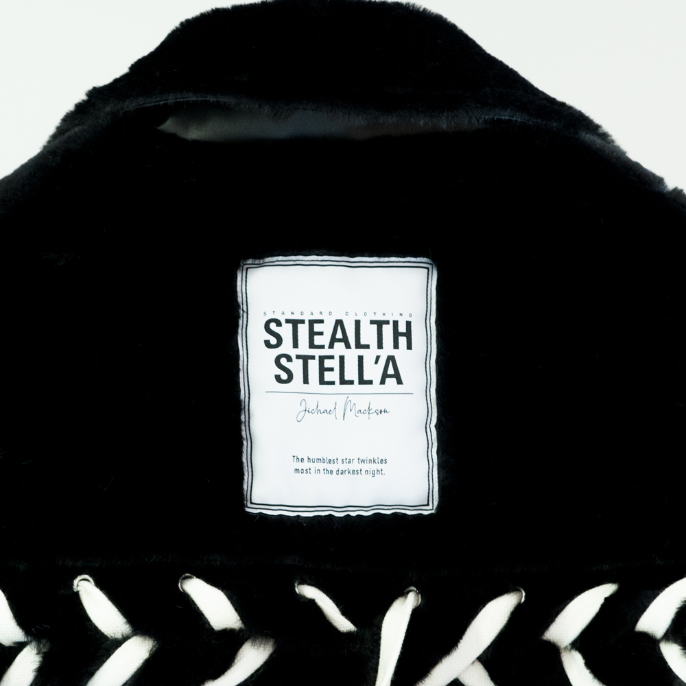 【STEALTH STELL'A】HIGH DIVE(BLACK)