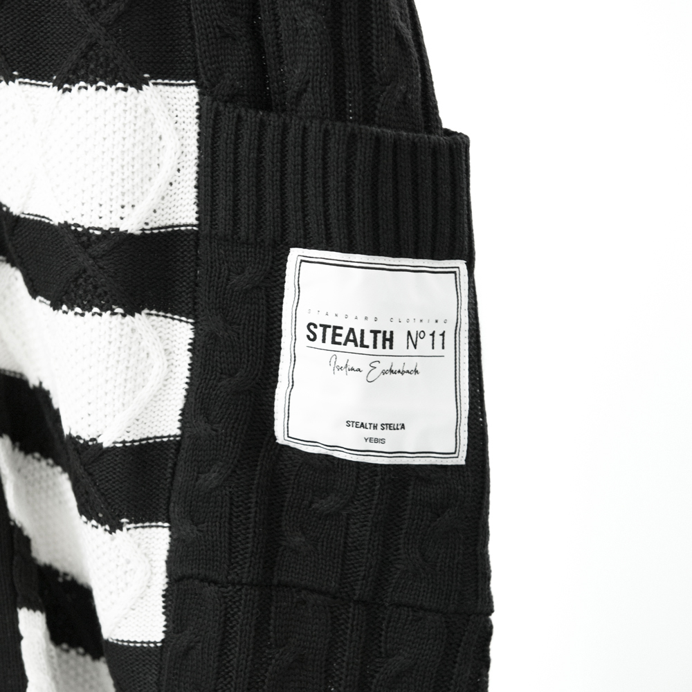 【STEALTH STELL'A】MUSTANG(BLACK)