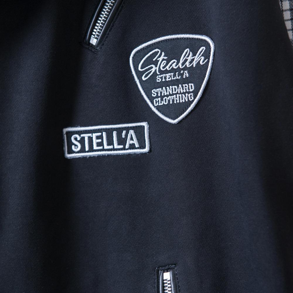 【STEALTH STELL'A】GRUNGY RIDER-LT(BLACK)