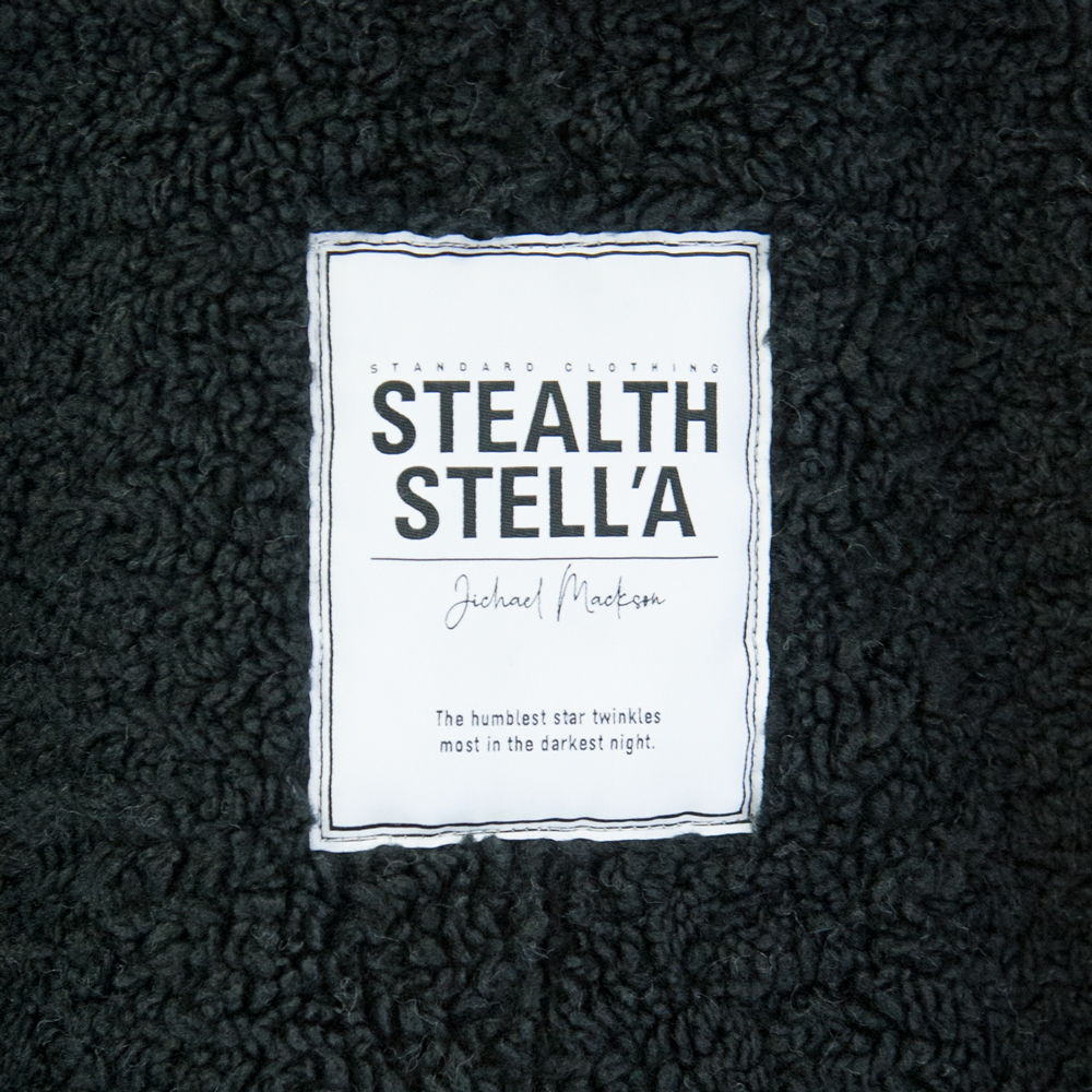 【STEALTH STELL'A】B-3(BLACK)