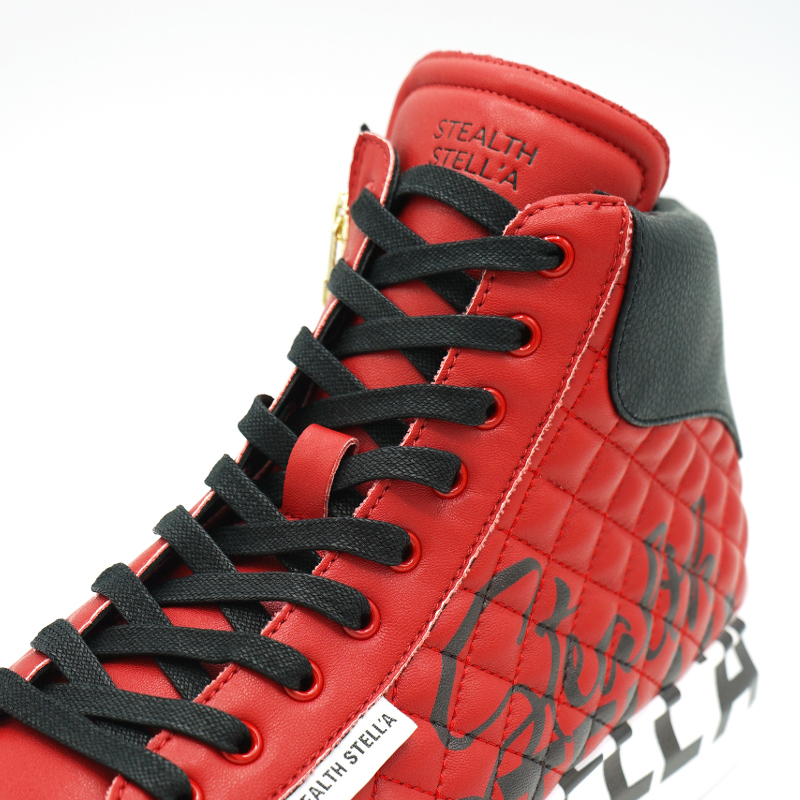 【STEALTH STELL'A】PRO STELL'A (RED/BLK)