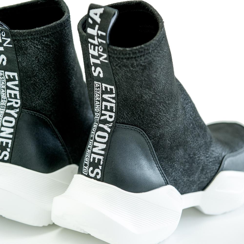 【STEALTH STELL'A】SOCKS BOOTS (BLACK)