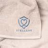 【STELLAGE】SKINCARE TOWEL(ライトグレー)